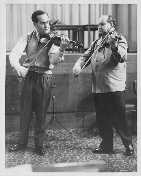 Violin「Igor And David Oistrakh」:写真・画像(14)[壁紙.com]