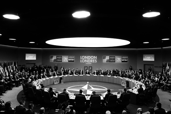 Day 2「NATO Leaders Summit Takes Place In The UK - Day Two」:写真・画像(10)[壁紙.com]