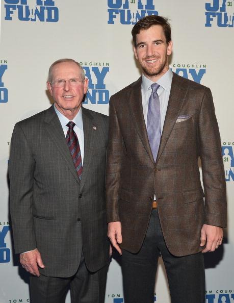 "NFC「Ninth Annual Tom Coughlin Jay Fund ""Champions For Children Gala""」:写真・画像(6)[壁紙.com]"