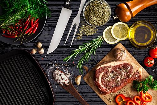Sirloin Steak「Beef steak fillet」:スマホ壁紙(19)