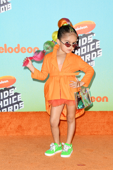 Orange Coat「Nickelodeon's 2019 Kids' Choice Awards - Arrivals」:写真・画像(12)[壁紙.com]