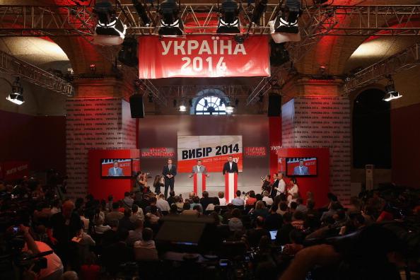 Dan Kitwood「Petro Poroshenko Press Conference」:写真・画像(9)[壁紙.com]