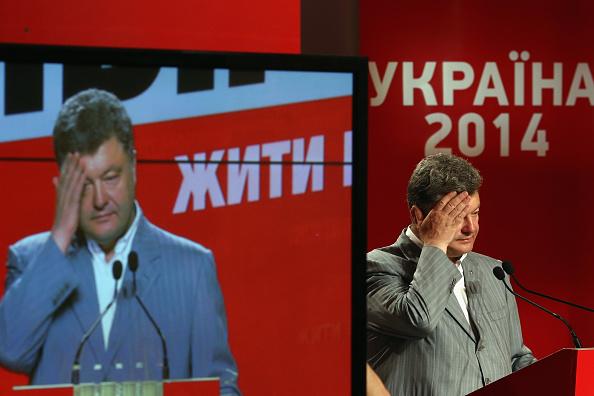 Dan Kitwood「Petro Poroshenko Press Conference」:写真・画像(10)[壁紙.com]