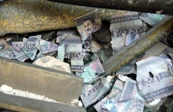 Baghdad「(FILE PHOTO) $1 Billion Taken From Iraqi Central Bank Before The War」:写真・画像(8)[壁紙.com]