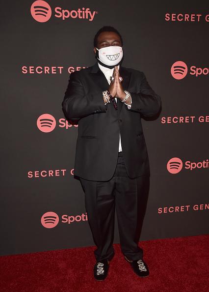 Unrecognizable Person「Spotify's Secret Genius Awards Hosted By NE-YO - Arrivals」:写真・画像(2)[壁紙.com]