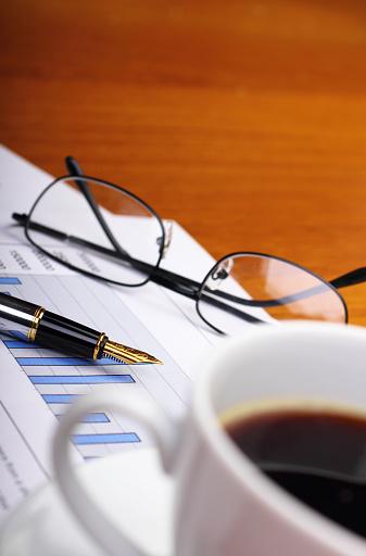 Financial Report「Business report」:スマホ壁紙(18)