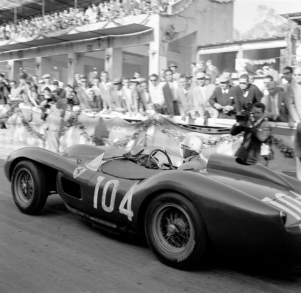 Klemantaski Collection「Testa Rossa At Targa Florio」:写真・画像(13)[壁紙.com]