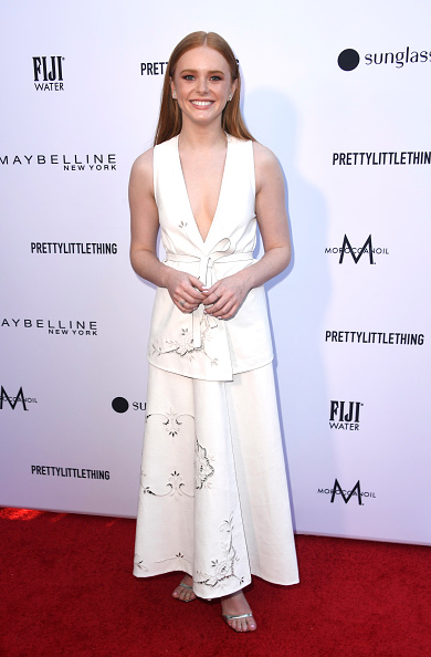 Frazer Harrison「The Daily Front Row's 5th Annual Fashion Los Angeles Awards - Arrivals」:写真・画像(11)[壁紙.com]