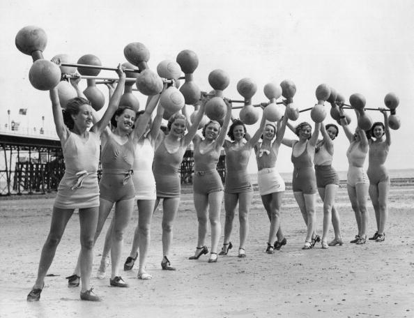 20th Century「Beach Exercise」:写真・画像(4)[壁紙.com]