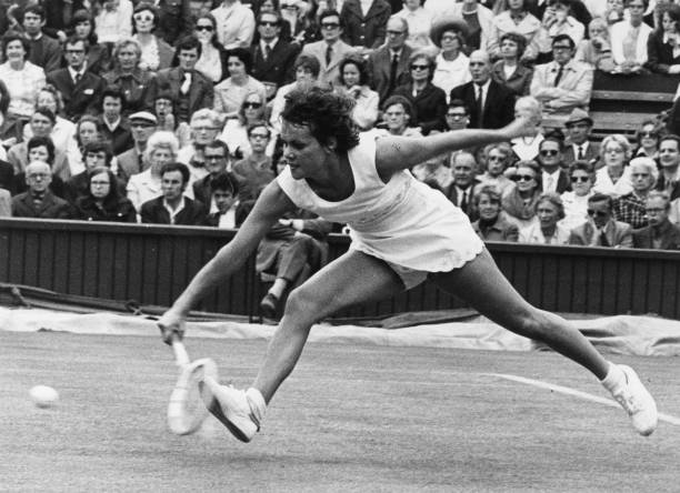 Evonne At Wimbledon:ニュース(壁紙.com)