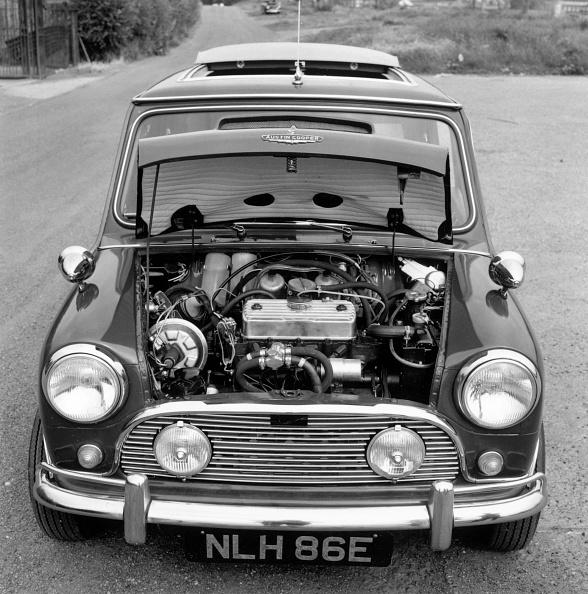 Engine「Austin Cooper」:写真・画像(7)[壁紙.com]