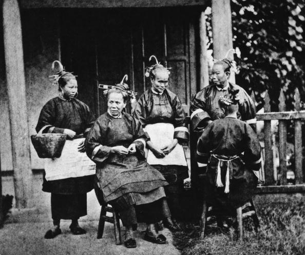 1870-1879「Chinese Peasants」:写真・画像(15)[壁紙.com]
