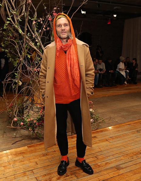 Diamond Pattern「Ulla Johnson - Front Row - February 2017 - New York Fashion Week」:写真・画像(4)[壁紙.com]
