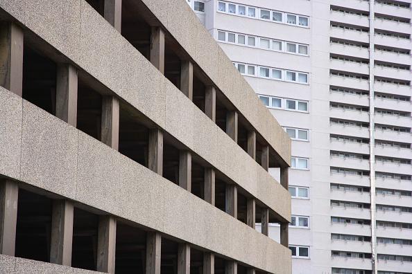 Concrete「Car park and Office Block, Birmingham, UK」:写真・画像(11)[壁紙.com]