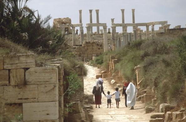 Grass Family「Libya's Mediterranean Archeological Treasures」:写真・画像(18)[壁紙.com]