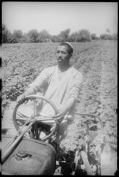 Uzbekistan「A Tractor Operator」:写真・画像(18)[壁紙.com]