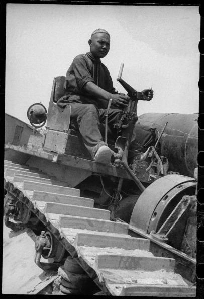Skull Cap「Tractor Operator」:写真・画像(2)[壁紙.com]