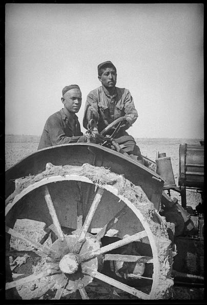 Skull Cap「Tractor Operators」:写真・画像(11)[壁紙.com]