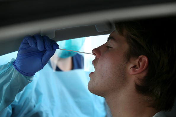 Cotton Ball「COVID-19 Testing Increases In Sydney As Authorities Work To Contain Growing Coronavirus Cluster Outbreaks Across NSW」:写真・画像(2)[壁紙.com]