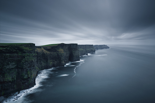 Rock Formation「Cliffs of Moher, County Clare, Ireland」:スマホ壁紙(9)