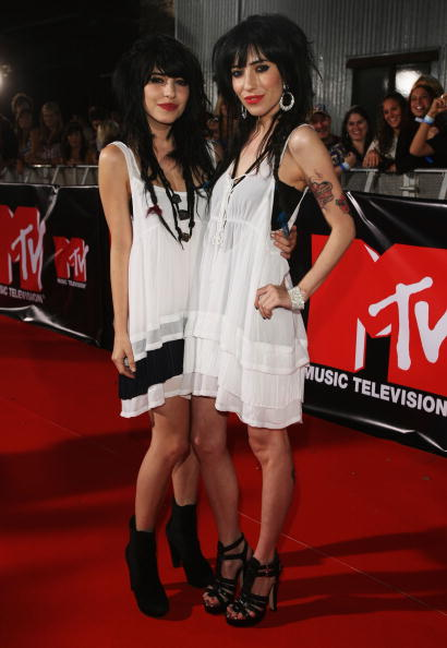 Australian Technology Park「Arrivals For The MTV Australia Awards 2008」:写真・画像(16)[壁紙.com]
