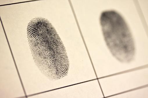 Security System「Fingerprint.」:スマホ壁紙(16)