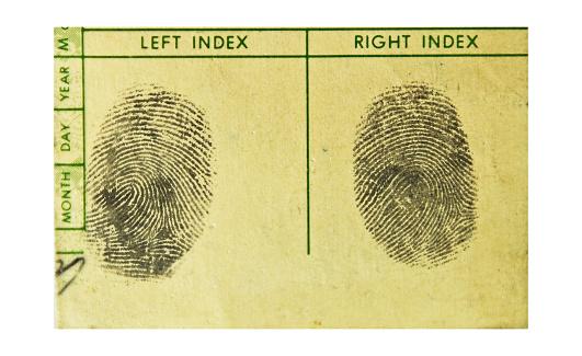 Forensic Science「Fingerprints.. the Real Thing!」:スマホ壁紙(6)