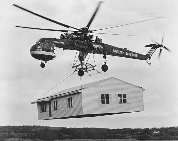 Durability「Flying House」:写真・画像(4)[壁紙.com]