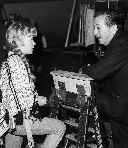 Walt Disney - Film Producer「Disney And Mills」:写真・画像(12)[壁紙.com]