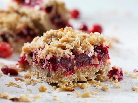 Oats - Food「Cranberry Crisp」:スマホ壁紙(3)