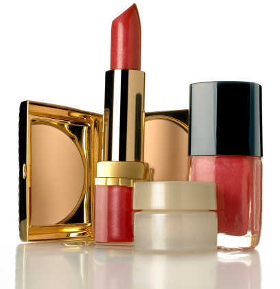 Hand Mirror「Cosmetic packaging with lipstick」:スマホ壁紙(7)