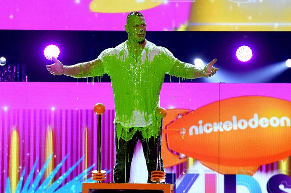 キッズ・チョイス・アワード「Nickelodeon's 2017 Kids' Choice Awards - Show」:写真・画像(7)[壁紙.com]