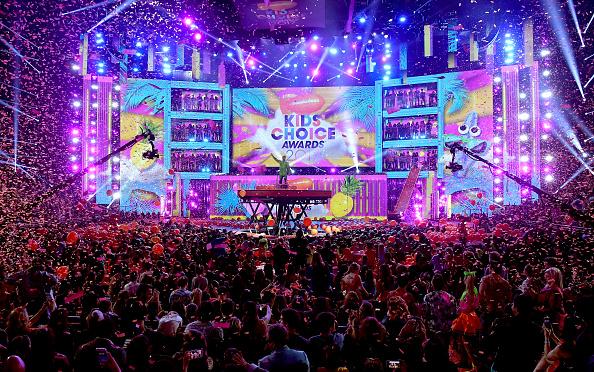 キッズ・チョイス・アワード「Nickelodeon's 2017 Kids' Choice Awards - Show」:写真・画像(12)[壁紙.com]