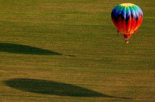 Hot Air Balloon「Baloon」:スマホ壁紙(17)