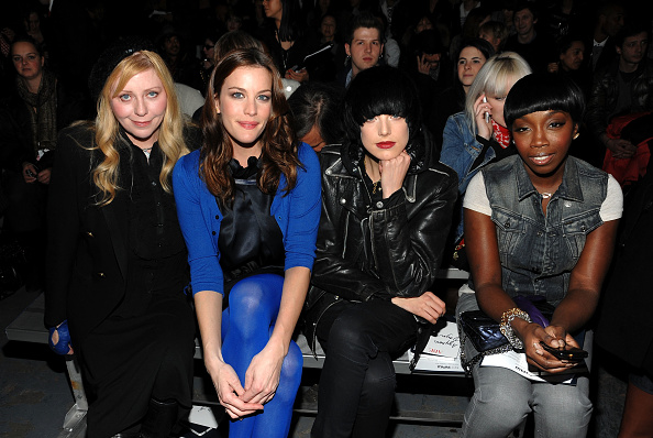 Double Denim「G-Star Raw Presents NY Raw Fall/Winter 2010 Collection-Front Row」:写真・画像(8)[壁紙.com]
