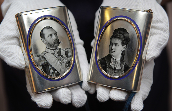 Antique「Romanov Heirlooms At Auction In London」:写真・画像(4)[壁紙.com]