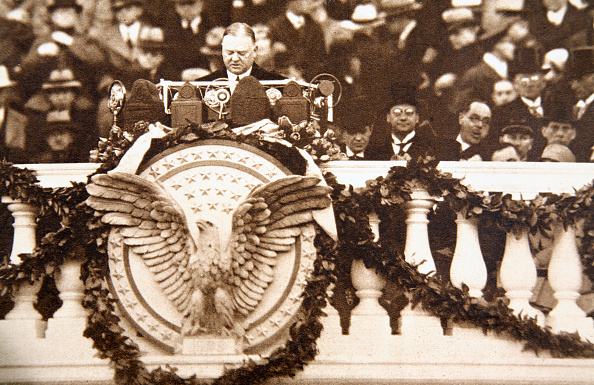 Foreign Affairs「Frank Billings Kellogg Former US Ambassador To Great Britain Making A Speech 1928」:写真・画像(12)[壁紙.com]