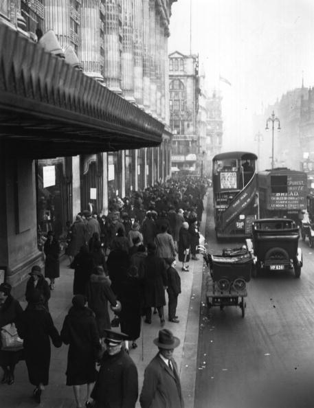 Selfridges - Oxford Street「London Shoppers」:写真・画像(6)[壁紙.com]