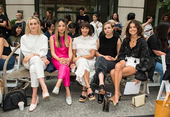 ニューヨークファッションウィーク「Rachel Comey - Front Row - September 2016 - New York Fashion Week」:写真・画像(4)[壁紙.com]