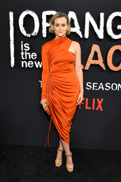 "Orange Dress「Netflix's ""Orange is the New Black"" Season 7 Premiere」:写真・画像(4)[壁紙.com]"