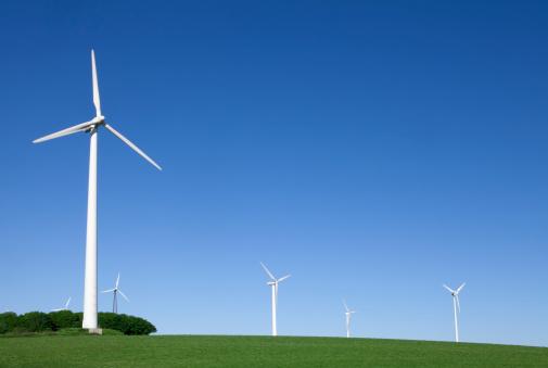 Generator「Wind Turbines on Green Field」:スマホ壁紙(19)