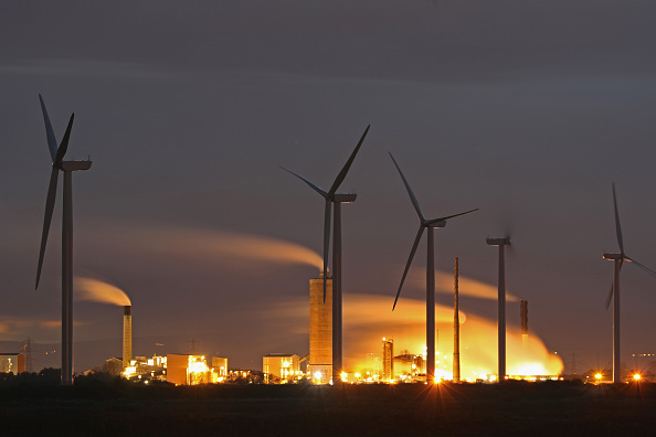Chemical「General Views Of The British Energy Industry」:写真・画像(8)[壁紙.com]