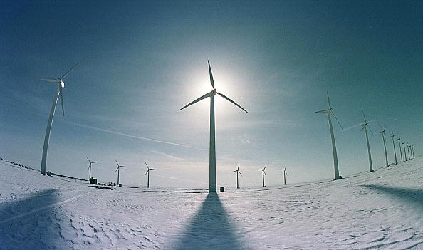 Industrial Equipment「Foote Creek Rim Wind Project」:写真・画像(8)[壁紙.com]