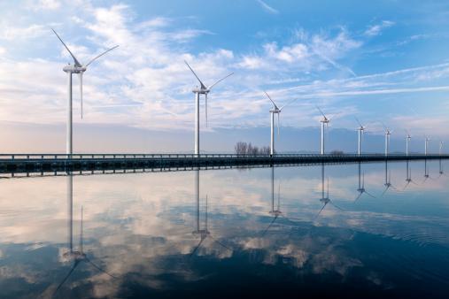 Belgium「Wind Turbines」:スマホ壁紙(15)