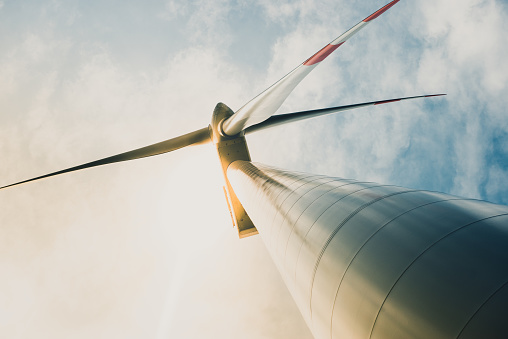 Blade「Wind turbine」:スマホ壁紙(7)