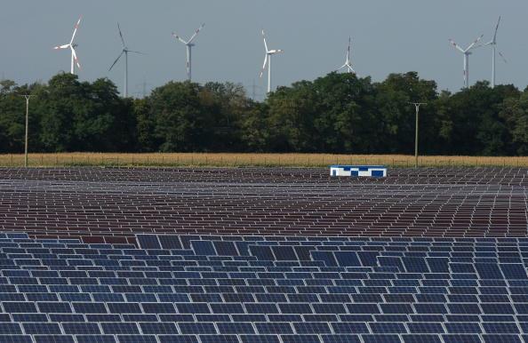 Solar Energy「Q-Cells Opens New Solar Energy Research Center」:写真・画像(7)[壁紙.com]