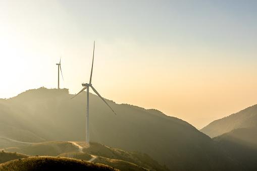 Mill「Wind Turbine」:スマホ壁紙(1)