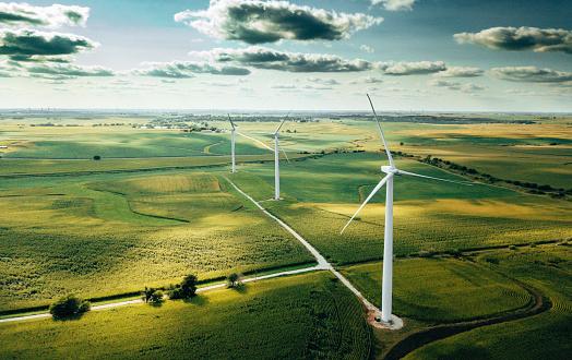 Mill「wind turbine in usa」:スマホ壁紙(10)