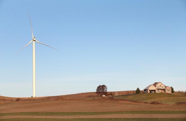 風景「Wisconsin Lawmakers To Debate Bill That Would Cripple Wind Energy In State」:写真・画像(19)[壁紙.com]