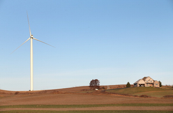 Rural Scene「Wisconsin Lawmakers To Debate Bill That Would Cripple Wind Energy In State」:写真・画像(16)[壁紙.com]
